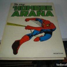 BDs: YO SOY EL HOMBRE ARAÑA DE MONTENA. Lote 87502328