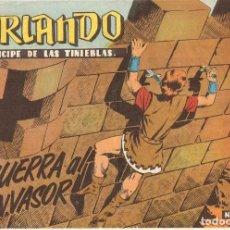 Tebeos: ORLANDO, AÑO 1.965. COLECCIÓN COMPLETA DE 25. TEBEOS ORIGINALES DIBUJANTE BEAUMONT, EDITORIAL IVARS. Lote 87695860