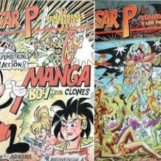 Livros de Banda Desenhada: KUASAR P - CON PUMBY. ÚLTIMA OBRA DE JOSÉ SANCHIS - COMPLETA 2 EJEMPLARES.ALAKRAN 1996. NUEVOS.. Lote 222598828