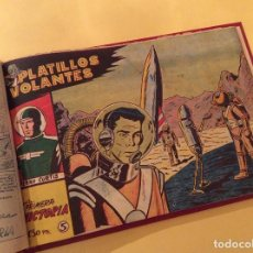 Tebeos: PLATILLOS VOLANTES 1ª (RICART - 1953). Lote 88907876