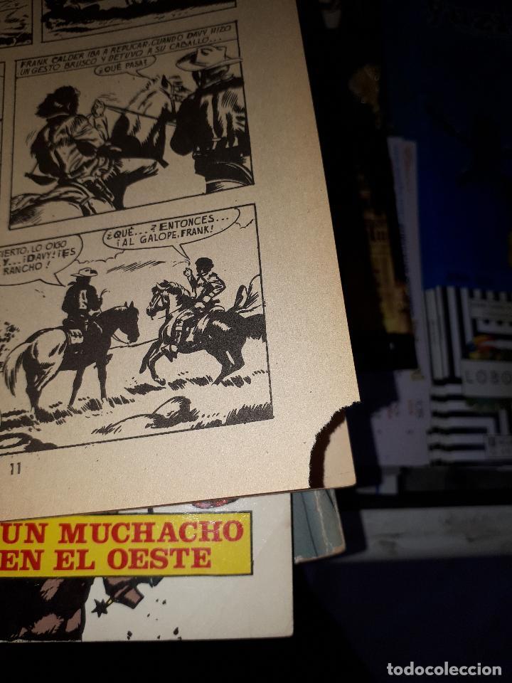 Tebeos: Tomo 3, corte en pico de la página 11, sin afectar a viñetas. - Foto 3 - 60871407