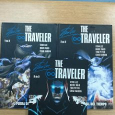 Tebeos: THE TRAVELER COLECCION COMPLETA (3 TOMOS). Lote 90995510