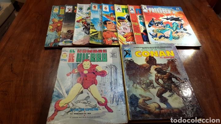 LOTE VERTICE (Tebeos y Comics - Tebeos Pequeños Lotes de Conjunto)