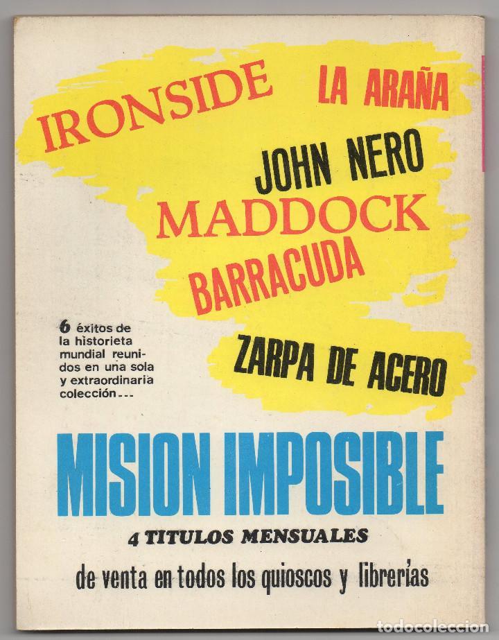 Tebeos: LEYENDAS DEL OESTE ¡¡COMPLETA!! (Euredit 1970) 5 novelas en bastante buen estado. - Foto 3 - 93318350