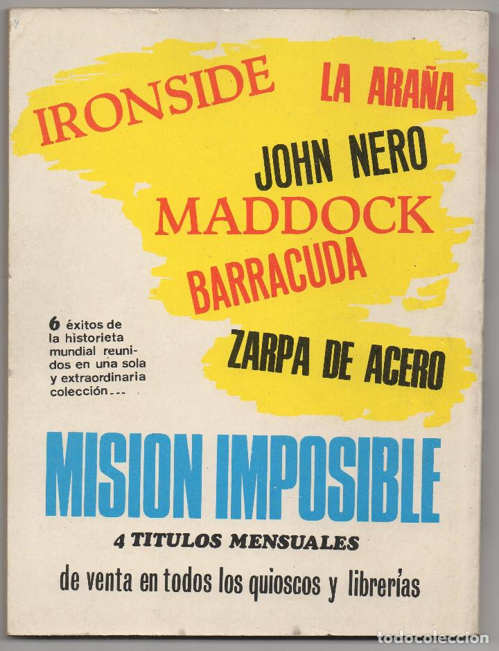 Tebeos: LEYENDAS DEL OESTE ¡¡COMPLETA!! (Euredit 1970) 5 novelas en bastante buen estado. - Foto 5 - 93318350