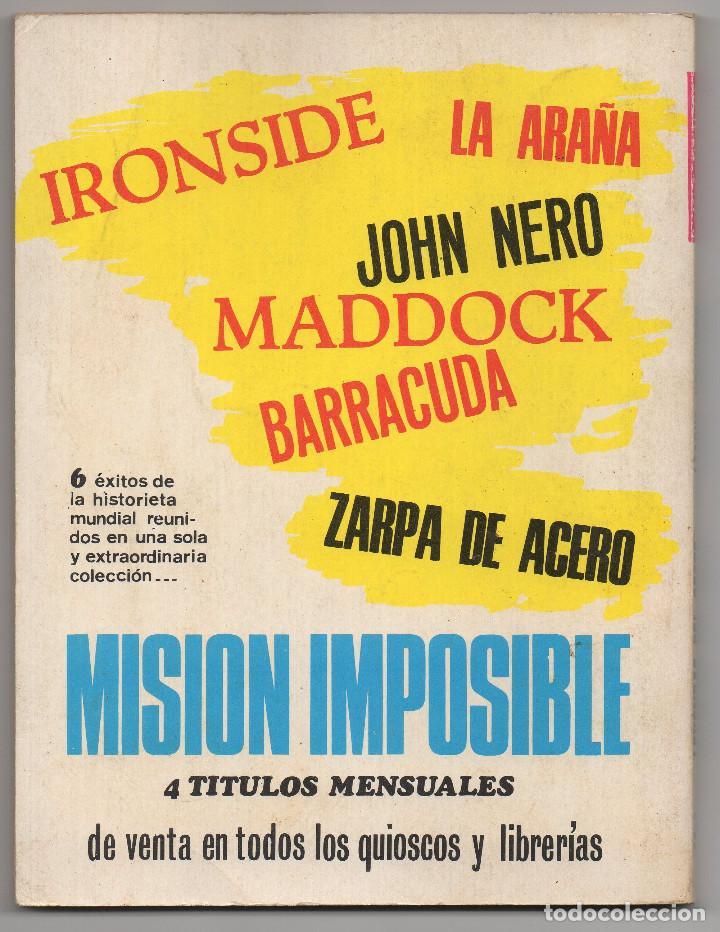 Tebeos: LEYENDAS DEL OESTE ¡¡COMPLETA!! (Euredit 1970) 5 novelas en bastante buen estado. - Foto 8 - 93318350