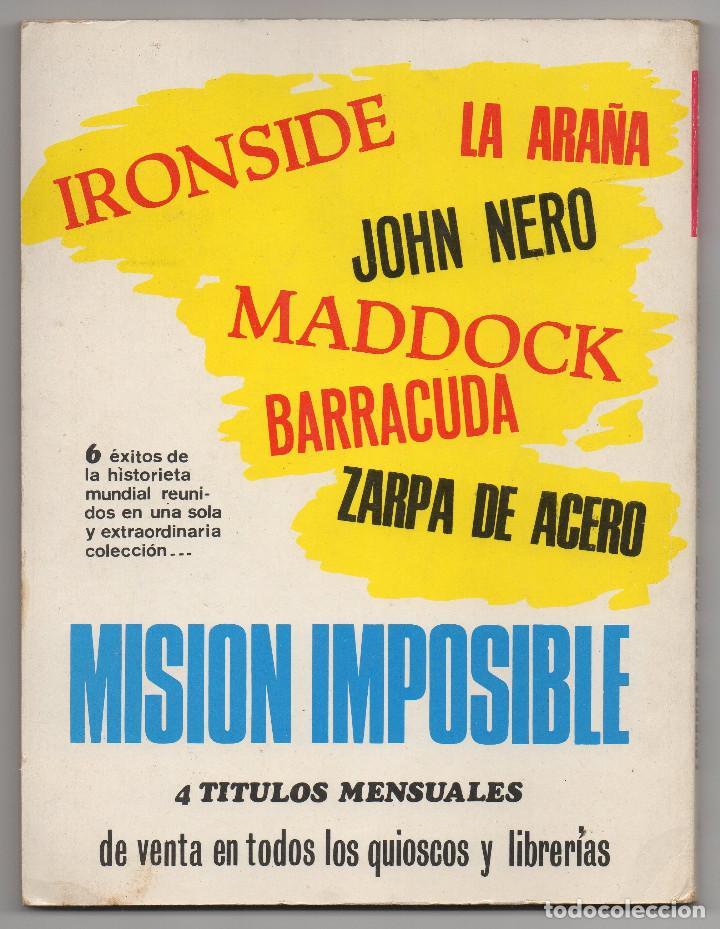 Tebeos: LEYENDAS DEL OESTE ¡¡COMPLETA!! (Euredit 1970) 5 novelas en bastante buen estado. - Foto 11 - 93318350