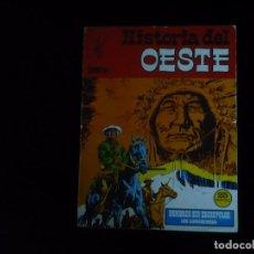Tebeos: HISTORIA DEL OESTE, EUREDIT Nº 4. Lote 94663019