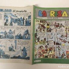 Tebeos: LOTE DE 13 NÚMEROS DE LA RISA. TERCERA EPOCA. Lote 95013719