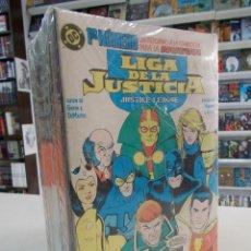 Tebeos: LIGA DE LA JUSTICIA - COLECCIÓN COMPLETA 54 NÚMEROS + 6 ESPECIALES (ZINCO). Lote 95149987