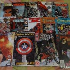 Tebeos: LOTE 14 COMICS VARIADOS DE SUPERHEROES, VER FOTOS. Lote 95536091