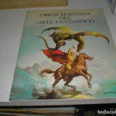 Giornalini: OBRAS MAESTRAS DEL ARTE FANTASTICO. Lote 95921515