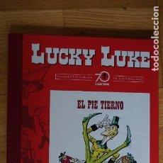 Tebeos: LUCKY LUKE - EL PIE TIERNO. Lote 96423379