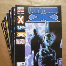 Universo X - 1 a 16 completa - Forum - Perfecto estado - JMV