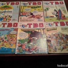 Tebeos: GRAN LOTE TEBEOS AÑOS 80 - BUEN ESTADO Y MUY BUENO - 41 TEBEOS VER RELACION FOTOS Y DESCRIPCION -. Lote 96707763