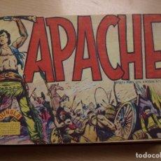 Tebeos: APACHE - COLECCIÓN COMPLETA - 56 NÚMEROS - ORIGINAL - MAGA. Lote 96959631