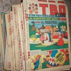 Tebeos: TBO 2000 (BUIGAS) LOTE DE MAS DE 150 DESDE EL PRIMERO (Nº 2000). Lote 97203127