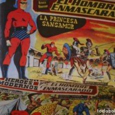 Tebeos: EL HOMBRE ENMASCARADO DE DOLAR-LOTE DE 15 NUMEROS. Lote 98235247