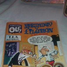 Tebeos: COMIC MORTADELO Y FILEMÓN N°139 AÑO 1979. Lote 98677342