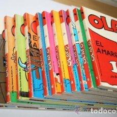 Tebeos: OLAFO EL AMARGADO. COMPLETA 12 TOMOS. DIK BROWNE. EDITORIAL LA OVEJA NEGRA. COLOMBIA 1987. . Lote 98715815