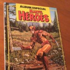 Tebeos: COMIC. FORUM. ALBUM ESPECIAL MARVEL HEROES LOBEZNO. ENTREGO EN MANO EN MADRID. Lote 98754191