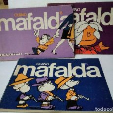 Tebeos: COLECCION MAFALDA. Lote 98805563