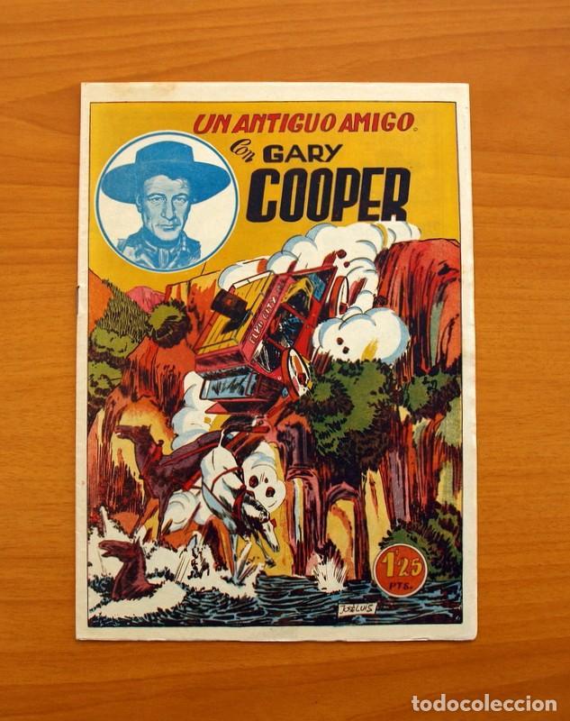 Tebeos: Gary Cooper - Colección Completa 14 cuadernos - Editorial JOVI 1950 - Foto 14 - 99071575