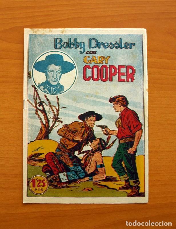 Tebeos: Gary Cooper - Colección Completa 14 cuadernos - Editorial JOVI 1950 - Foto 16 - 99071575
