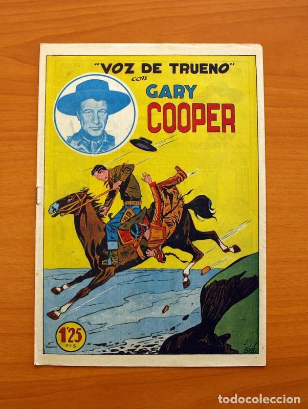 Tebeos: Gary Cooper - Colección Completa 14 cuadernos - Editorial JOVI 1950 - Foto 20 - 99071575