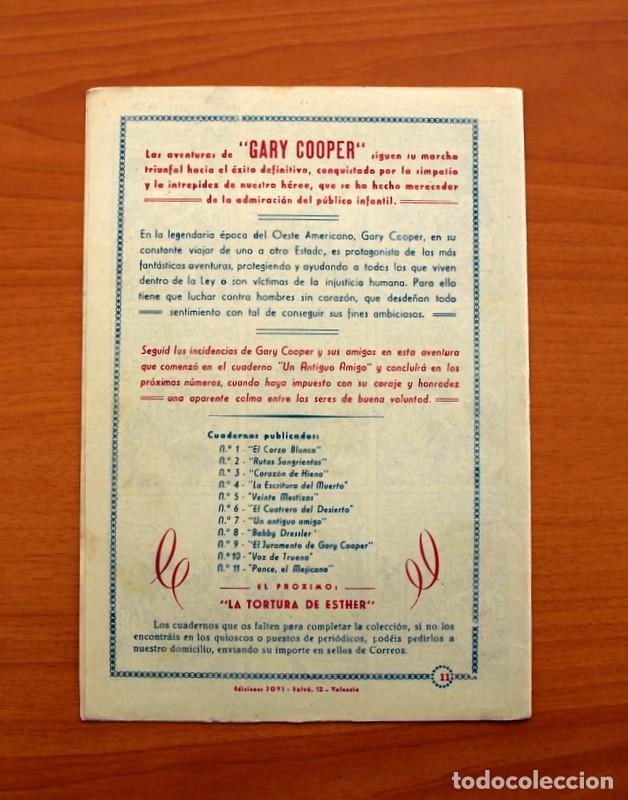 Tebeos: Gary Cooper - Colección Completa 14 cuadernos - Editorial JOVI 1950 - Foto 23 - 99071575