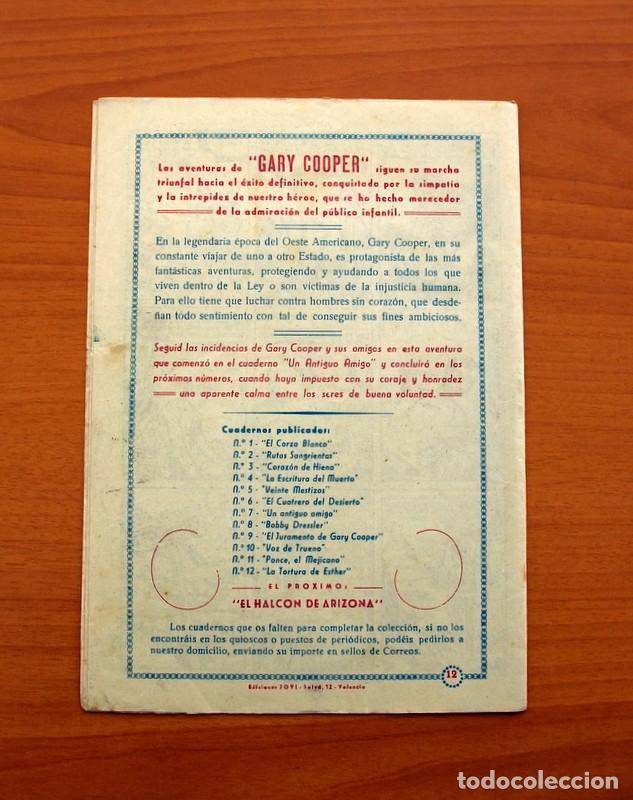 Tebeos: Gary Cooper - Colección Completa 14 cuadernos - Editorial JOVI 1950 - Foto 25 - 99071575