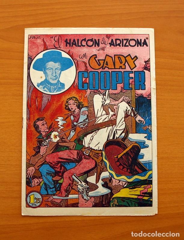 Tebeos: Gary Cooper - Colección Completa 14 cuadernos - Editorial JOVI 1950 - Foto 26 - 99071575