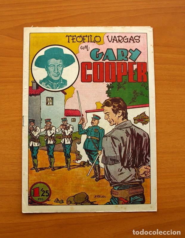 Tebeos: Gary Cooper - Colección Completa 14 cuadernos - Editorial JOVI 1950 - Foto 28 - 99071575