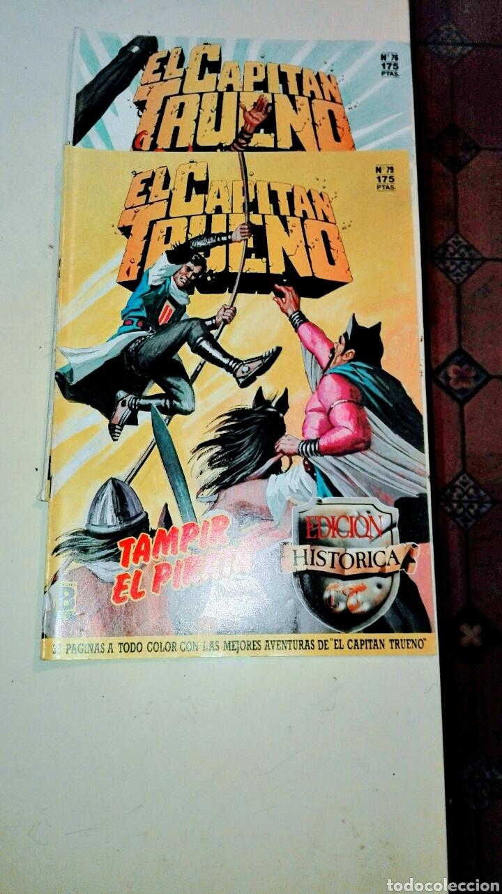 Tebeos: Colección Histórica,Capitán Trueno /13 Numeros - Foto 3 - 99229323