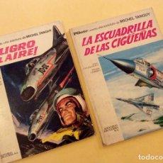 Tebeos: MICHAEL TANGUY. COLECCION PILOTE (BRUGUERA - 1969). ¡¡ COMPLETA !!. Lote 99404967