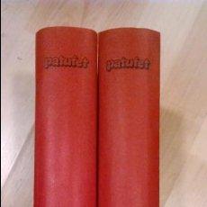 Tebeos: 'PATUFET'. 1972. 2 VOL.. Lote 99541655