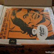 Tebeos: EL CAPITAN TRUENO - EDICION COLECCIONISTA - SIGNO EDITORES - COMPLETA 10 TOMOS. Lote 99897767