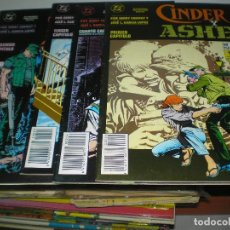 Tebeos: CINDER Y ASHE MINI SERIE. Lote 100665791