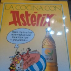 Tebeos: LA COCINA CON ASTERIX . Lote 100753459