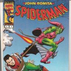 Tebeos: SPIDERMAN. JOHN ROMITA. 84 NÚMEROS + 6 ESPECIALES. ¡¡COLECCIÓN COMPLETA!!. FORUM. (RF.MA)CF6. Lote 100990043