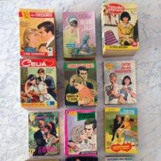 Tebeos: LOTE DE 150 NOVELAS GRAFICAS ROMANTICAS - ORIGINALES AÑOS 60 - EXCELENTE ESTADO. Lote 102163987