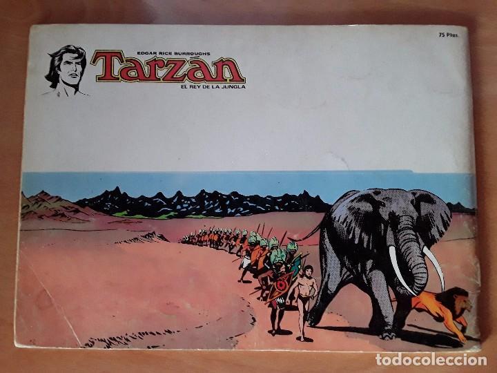 Tebeos: TARZAN - EDGAR RICE BARROUGHS - COLECCION COMPLETA - EDITORIAL NOVARO - Foto 3 - 102562215