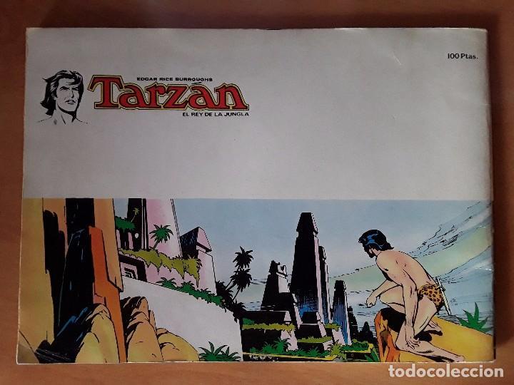 Tebeos: TARZAN - EDGAR RICE BARROUGHS - COLECCION COMPLETA - EDITORIAL NOVARO - Foto 5 - 102562215
