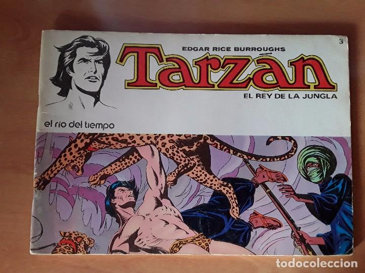 Tebeos: TARZAN - EDGAR RICE BARROUGHS - COLECCION COMPLETA - EDITORIAL NOVARO - Foto 6 - 102562215