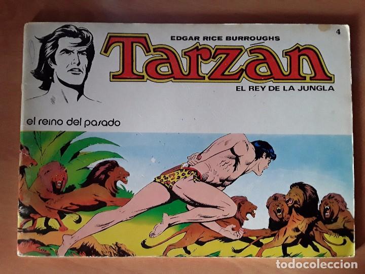 Tebeos: TARZAN - EDGAR RICE BARROUGHS - COLECCION COMPLETA - EDITORIAL NOVARO - Foto 8 - 102562215