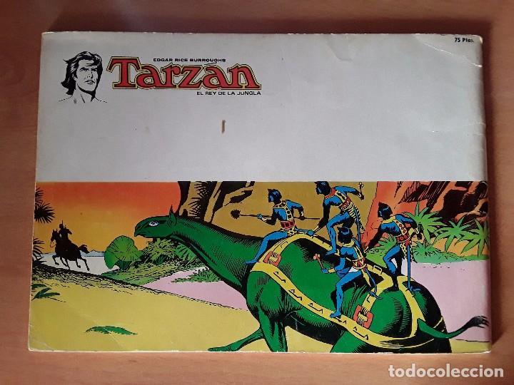 Tebeos: TARZAN - EDGAR RICE BARROUGHS - COLECCION COMPLETA - EDITORIAL NOVARO - Foto 9 - 102562215