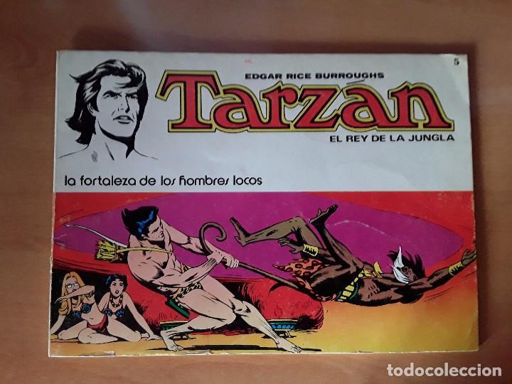 Tebeos: TARZAN - EDGAR RICE BARROUGHS - COLECCION COMPLETA - EDITORIAL NOVARO - Foto 10 - 102562215