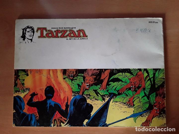 Tebeos: TARZAN - EDGAR RICE BARROUGHS - COLECCION COMPLETA - EDITORIAL NOVARO - Foto 11 - 102562215