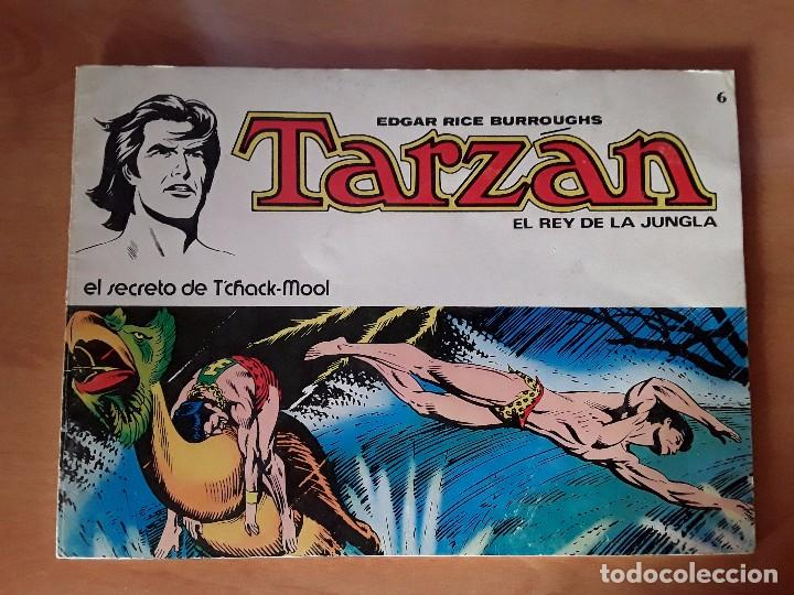 Tebeos: TARZAN - EDGAR RICE BARROUGHS - COLECCION COMPLETA - EDITORIAL NOVARO - Foto 12 - 102562215