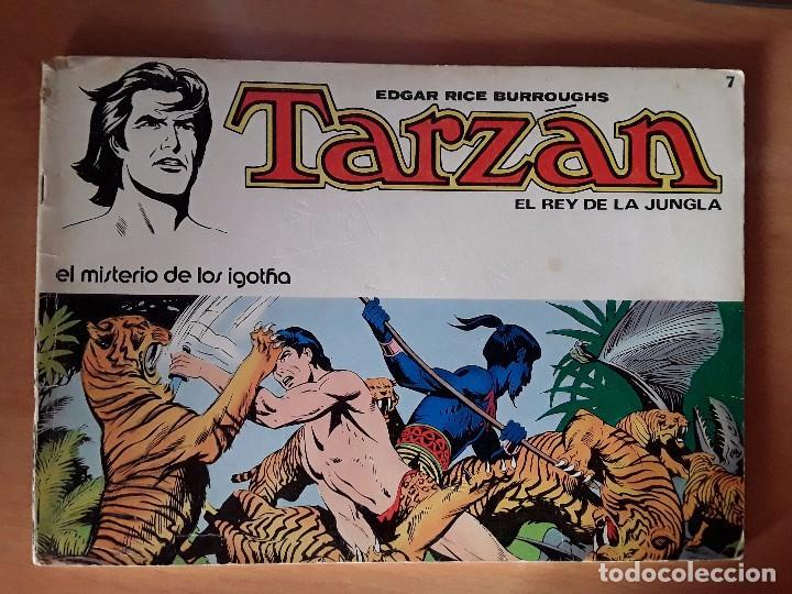 Tebeos: TARZAN - EDGAR RICE BARROUGHS - COLECCION COMPLETA - EDITORIAL NOVARO - Foto 14 - 102562215